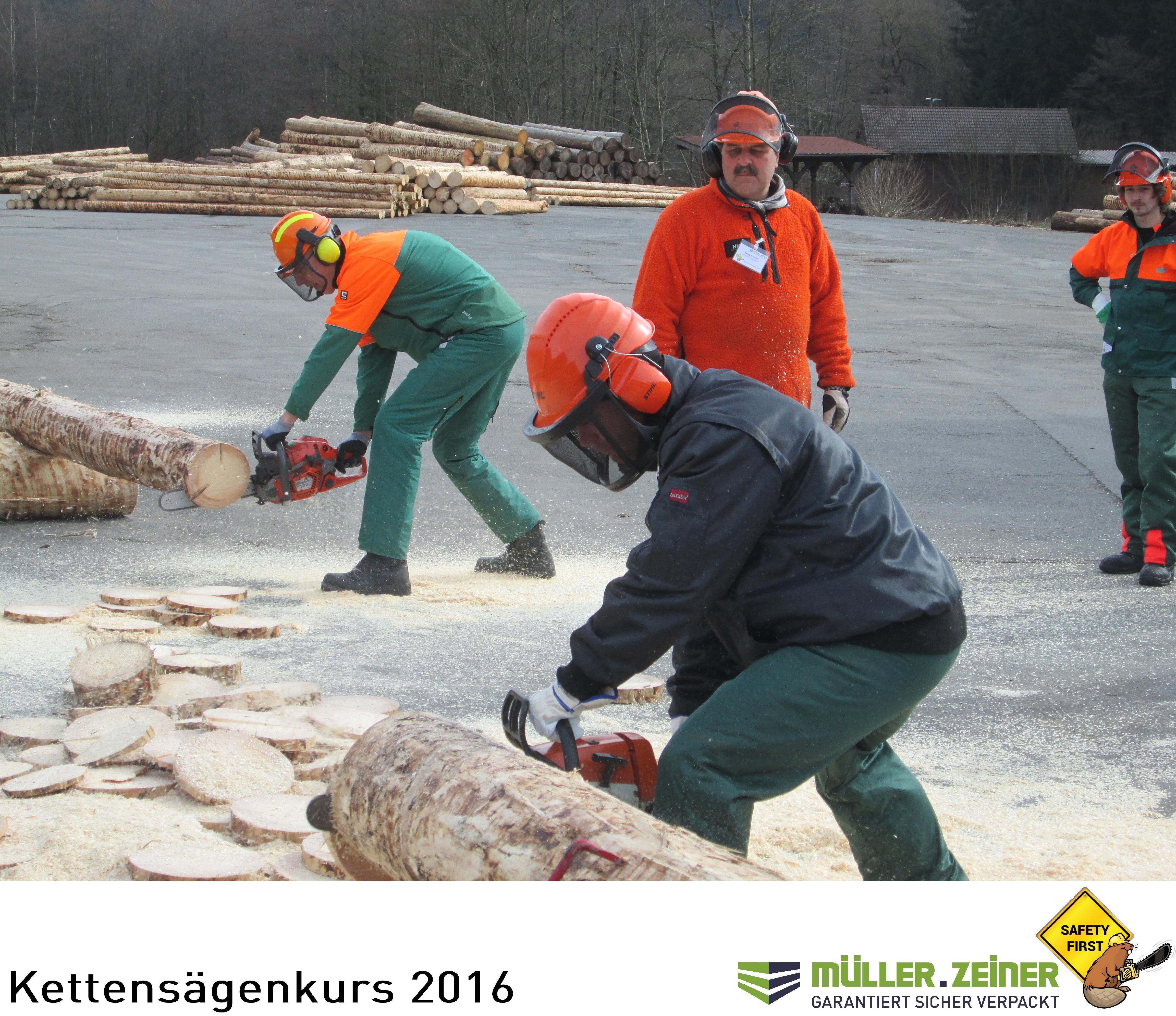 5- Timbersports